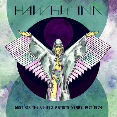 Hawkwind - Best of the United Artists Years