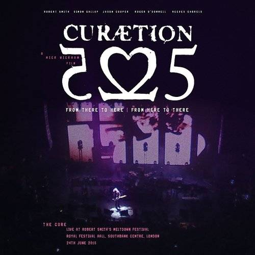 Curaetion-25: From There To Here - From Here To There (Live)