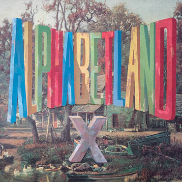 ALPHABETLAND [LP]