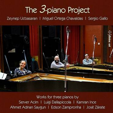 3 Piano Project / Various