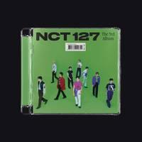 NCT 127 - The 3rd Album 'Sticker' [Jewel Case General Ver.]