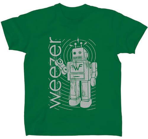 Weezer - Robot (S)