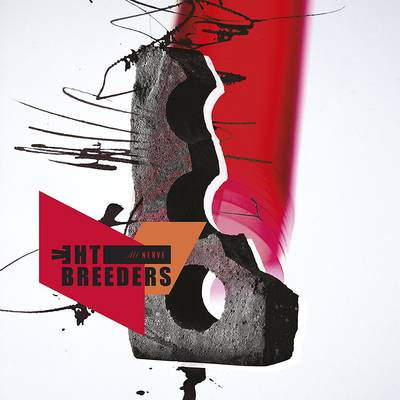 Breeders - All Nerve [Indie Exclusive Limited Edition Orange LP]