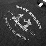 Easy Street Records - Vintage Grey Boxer T-Shirt Medium