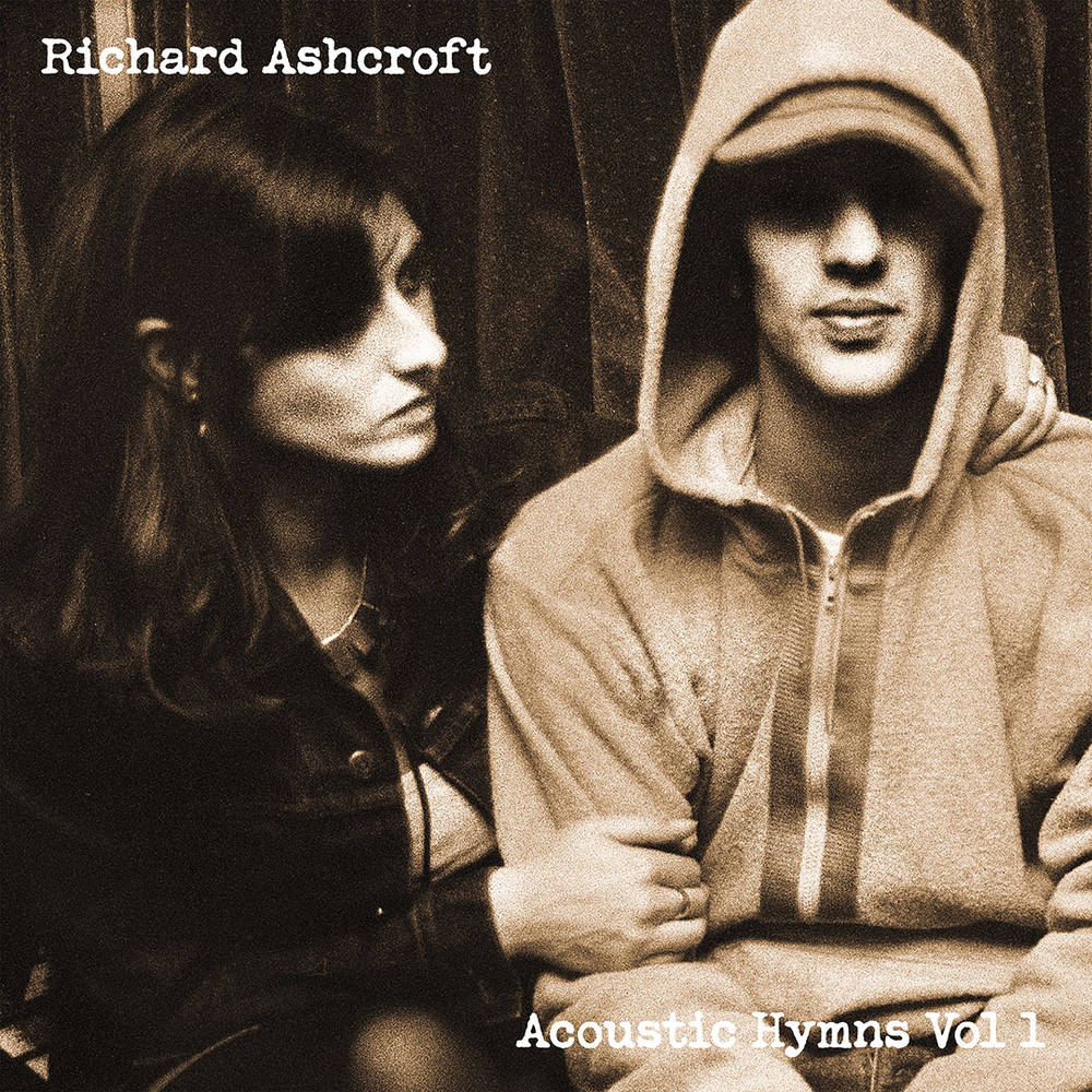 Richard Ashcroft - Acoustic Hymns Vol. 1 [Indie Exclusive Limited Edition Turquoise 2LP]