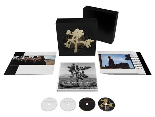 The Joshua Tree: 30 [Super Deluxe 4CD Box Set]