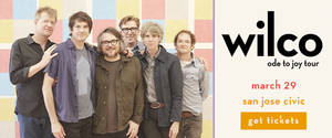 Enter to win Wilco tickets!