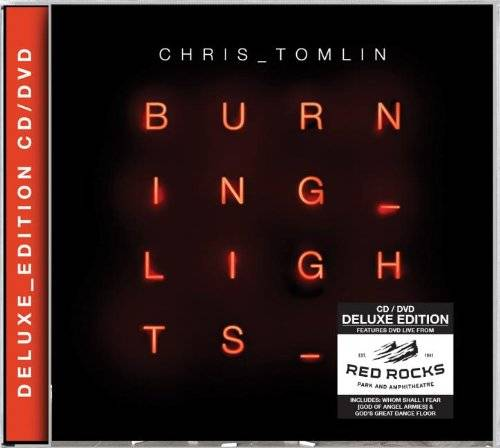 Burning Lights [Deluxe Edition w/DVD]