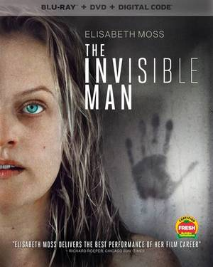 The Invisible Man [Movie]