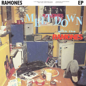 Meltdown With The Ramones