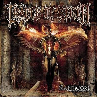 Cradle Of Filth - Manticore & Other Horrors