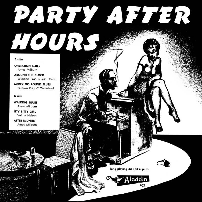 VARIOUS ARTISTS PARTY AFTER HOURS PARTY AFTER HOURS
