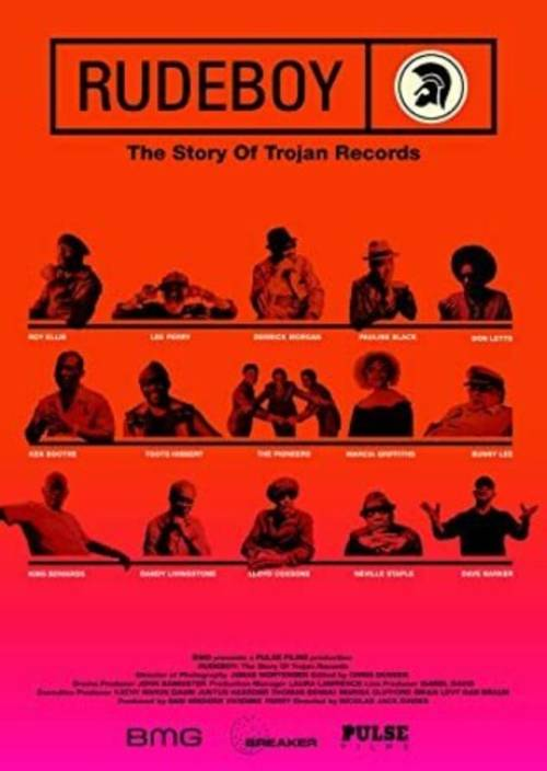 Rudeboy: The Story Of Trojan Records [DVD/CD]