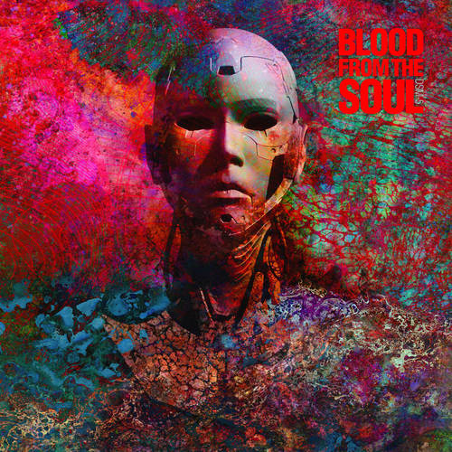 Blood From The Soul - DSM-5 [Indie Exclusive Limited Edition Blue/Green/Black Mix LP]