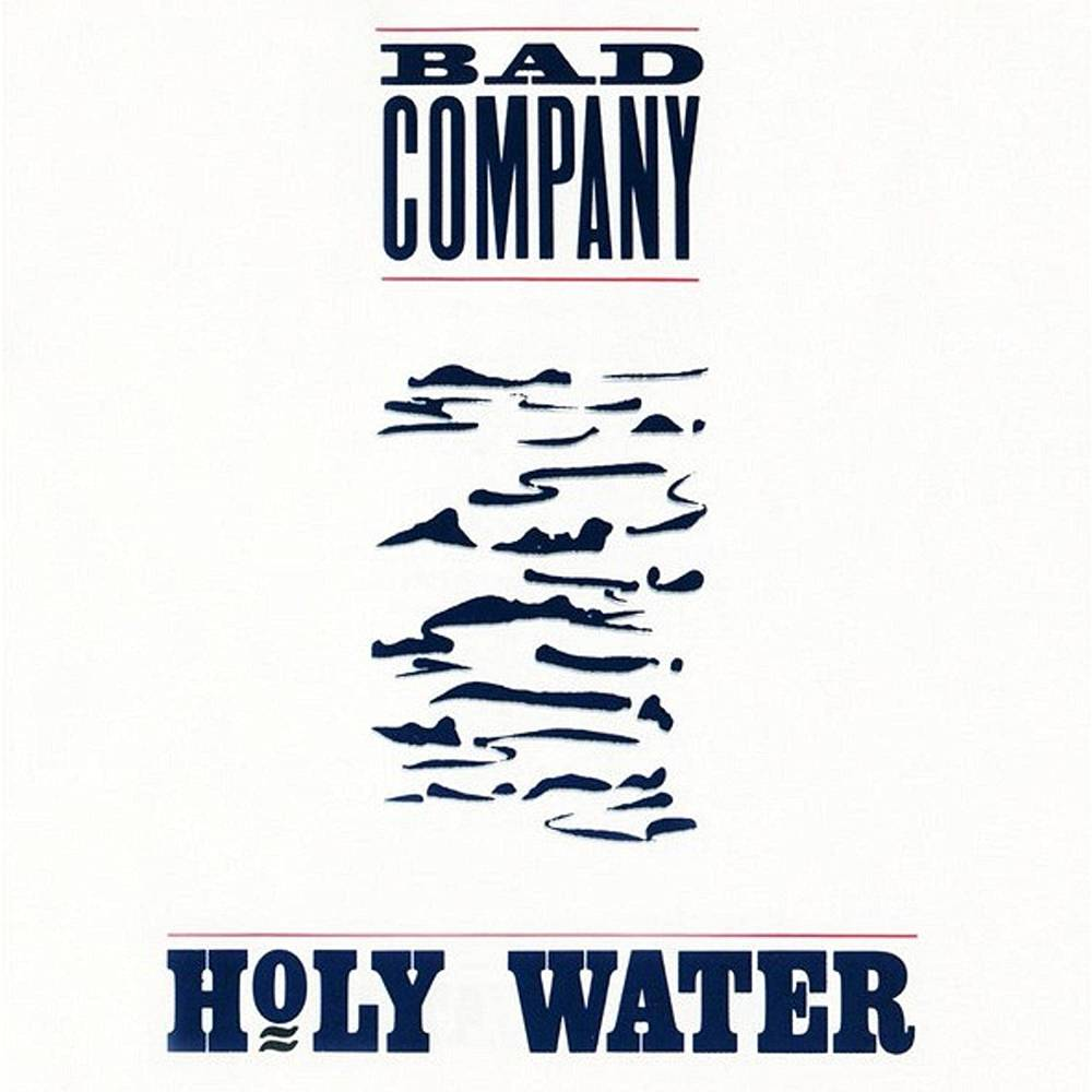 Bad Company - Holy Water [180 gram blue audiophile vinyl/30th Anniversary Edition]