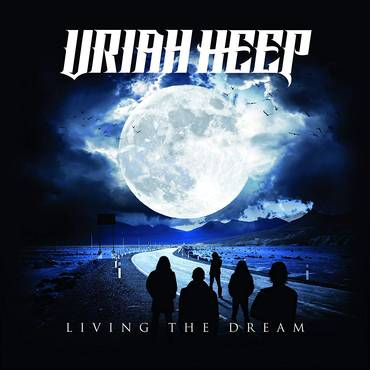 Living The Dream [Limited Edition Blue LP]