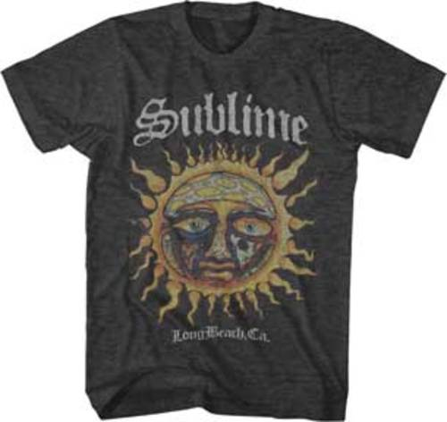 Sublime - Logo Stamp Sun (S)