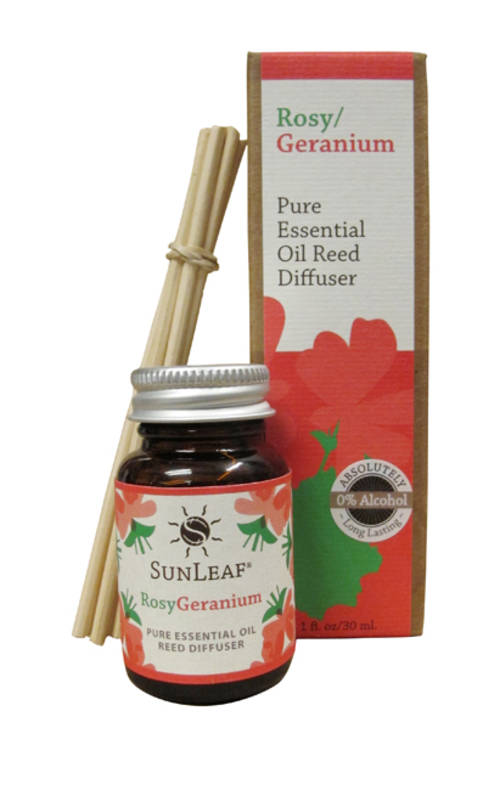 Rosy Geranium Reed Diffusers