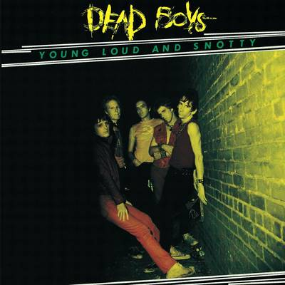 Dead Boys - Young, Loud & Snotty [SYEOR 2017 Exclusive Green Vinyl]