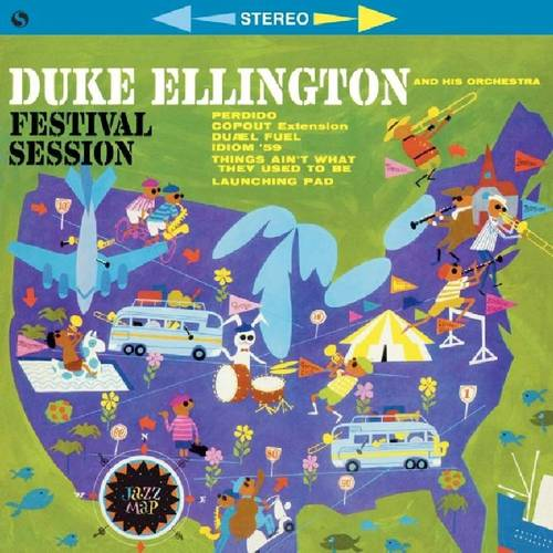 Festival Session + 2 Bonus Tracks [Limited Edition LP]