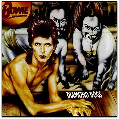 Diamond Dogs [Indie Exclusive Limited Edition Red LP]