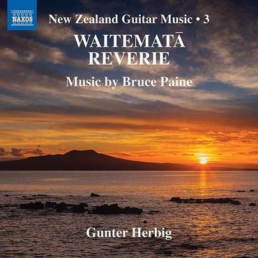 New Zealand Guitar Music 3