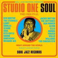 Various Artists - Studio One Soul [RSD Drops 2021]