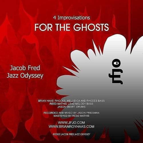 Four Improvisations For The Ghosts