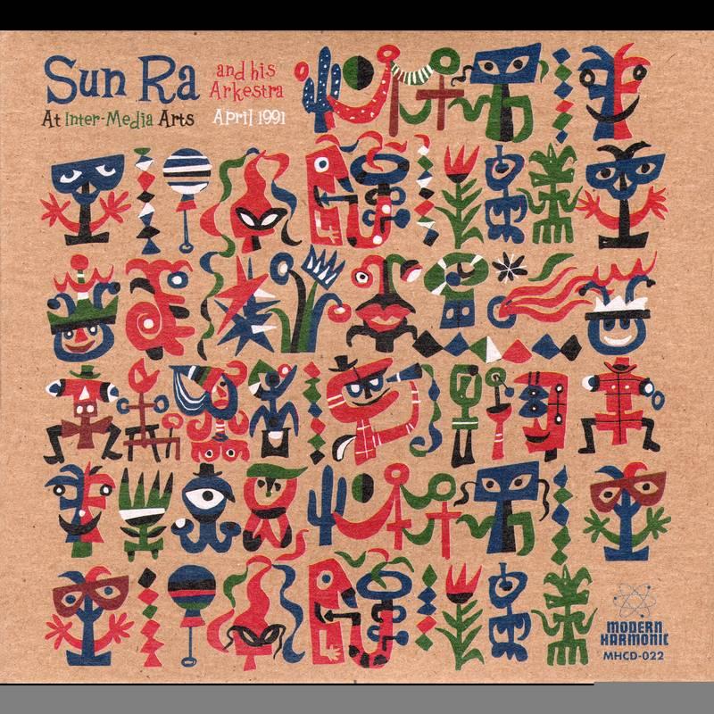Sun Ra & His Arkestra At Inter Media Arts April 1991