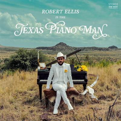 Robert Ellis - Texas Piano Man [Indie Exclusive Limited Edition Sky Blue LP]