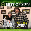 #DSTopTen2019 Guest Lists: Simon & Hannah from WRRV
