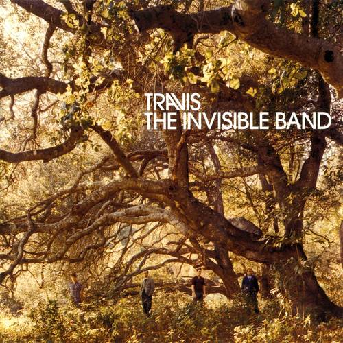 Travis - The Invisible Band: 20th Anniversary [Indie Exclusive Limited Edition Forest Green LP]