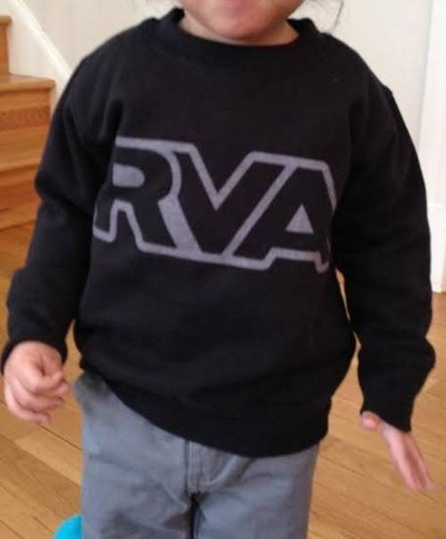RVA Toddler Sweatshirt