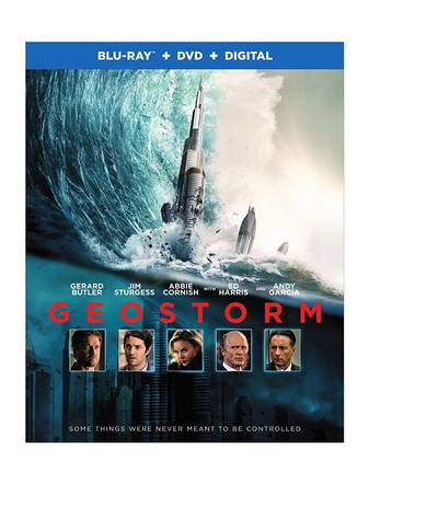 Geostorm [Movie] - Geostorm