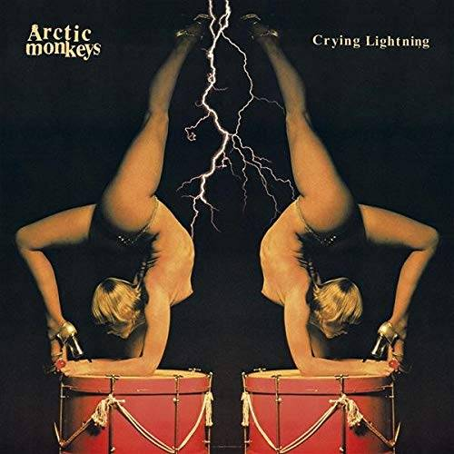 Crying Lightning [Indie Exclusive Limited Edition 7in Single]