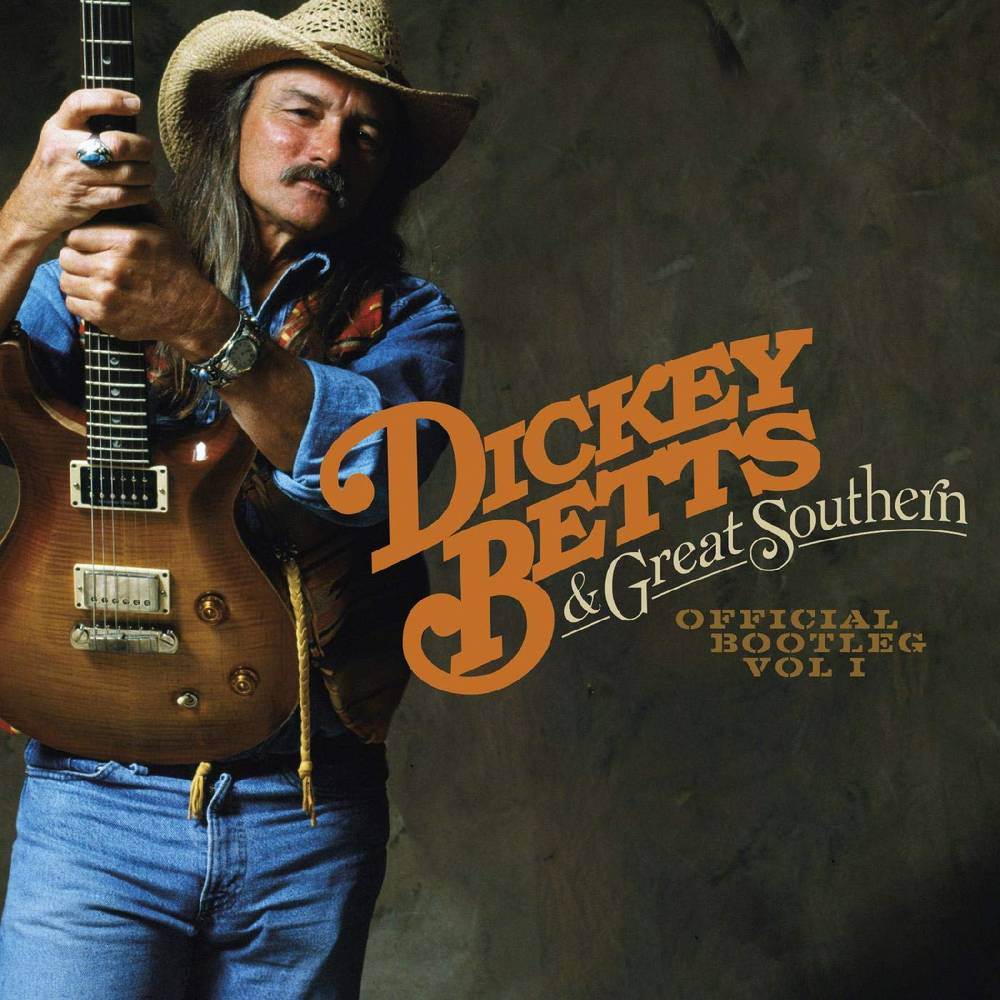 Dickey Betts - Official Bootleg Volume 1 [2CD]