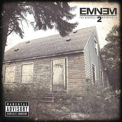Eminem - The Marshall Mathers LP2 [LP]