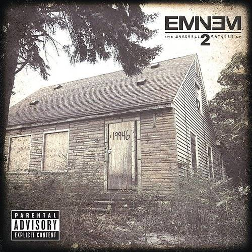 The Marshall Mathers LP2 [LP]