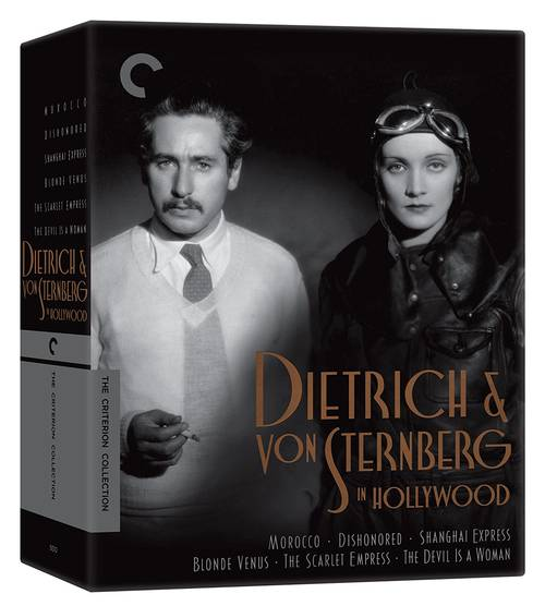 Criterion Collection: Dietrich & Von Sternberg In