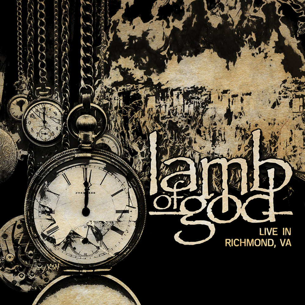 Lamb Of God - Lamb of God: Live In Richmond, VA [LP]