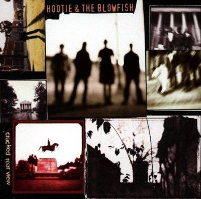Hootie & The Blowfish - Cracked Rear View [SYEOR 2017 Exclusive Red Vinyl]