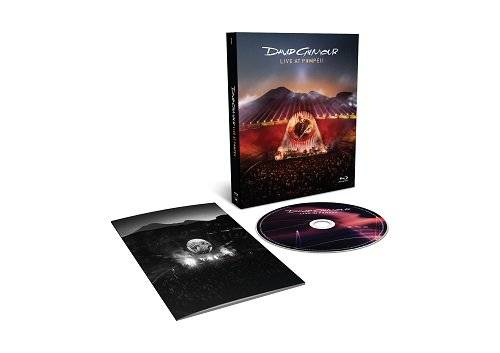 Live At Pompeii [Import Blu-ray w/Book]