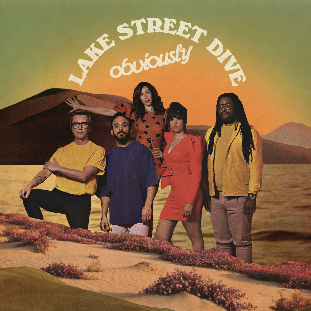 Lake Street Dive - Obviously [Indie Exclusive Limited Edition White LP]