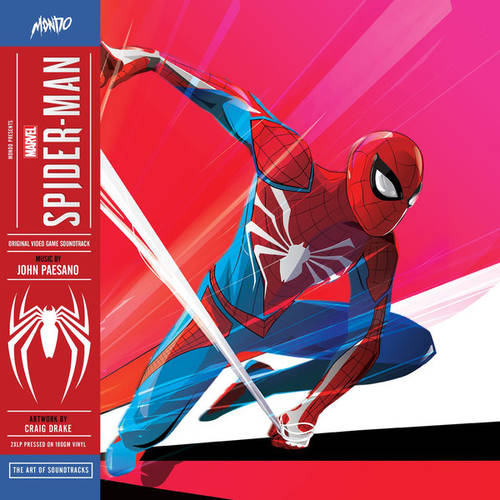 John Paesano - Marvel's Spider-Man (Original Video Game Soundtrack)