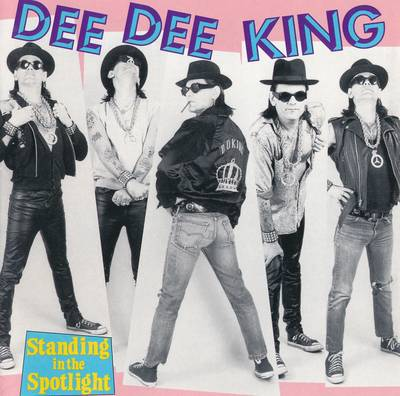 Dee Dee King - Standing in the Spotlight [SYEOR 2017 Exclusive Vinyl]