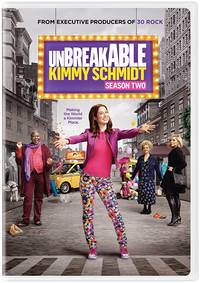 Unbreakable Kimmy Schmidt [TV Series] - Unbreakable Kimmy Schmidt: Season Two