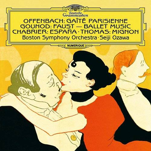 Faust, Ballet Music (1869): Chabrier: España - Rhapsody For Orchestra / Gounod: Faust, Ballet Music / Thomas: Overture Fr