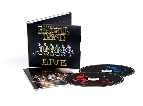 The Best of the Grateful Dead Live: 1969-1977 [2CD]