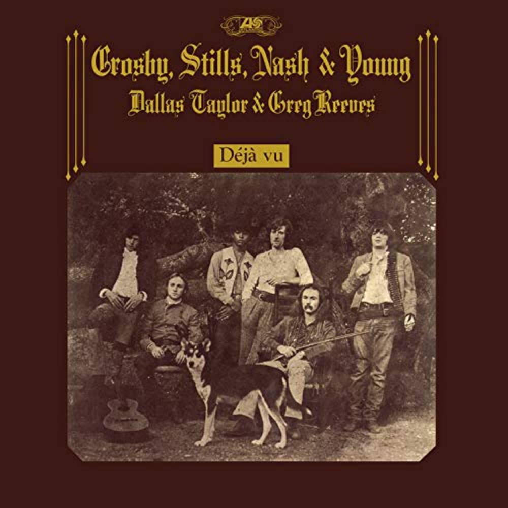 Crosby, Stills, Nash & Young - Deja Vu:  50th Anniversary [Limited Edition Deluxe Box Set]