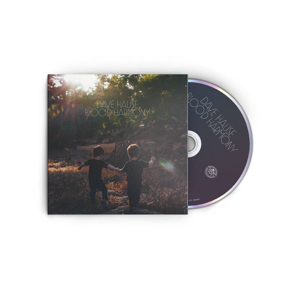 Dave Hause - Blood Harmony Signed Cd For Pickup At The Fingerprints In-Store